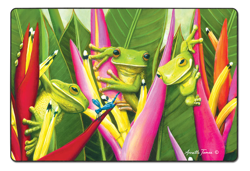 Tree Frog Placemat