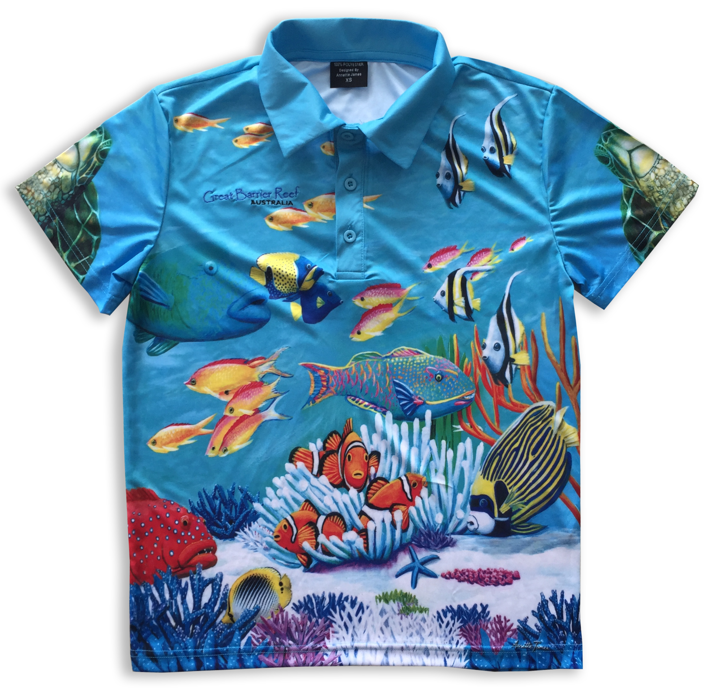 Great Barrier Reef Shirt